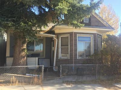 Butte Single Family Home For Sale: 842 S Colorado