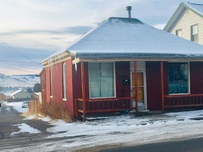 Butte Single Family Home For Sale: 318 W Platinum