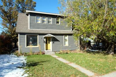 Bozeman Single Family Home For Sale: 411 S 10th