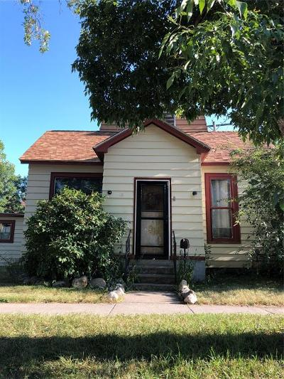 Bozeman Single Family Home For Sale: 18 E Story Street