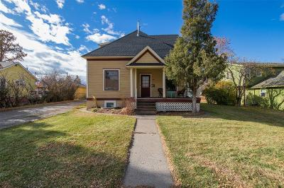 Bozeman Multi Family Home For Sale: 307 S 11th