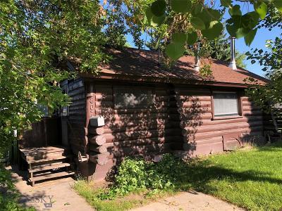 Bozeman Single Family Home For Sale: 807 N Grand