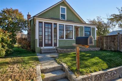 Livingston Single Family Home For Sale: 303 S H Street