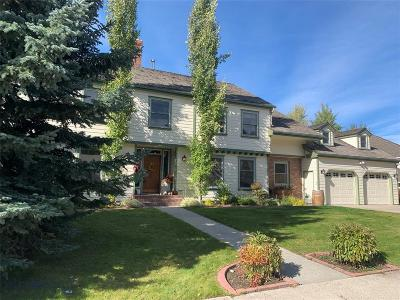 Bozeman Single Family Home For Sale: 2011 Lomas Drive