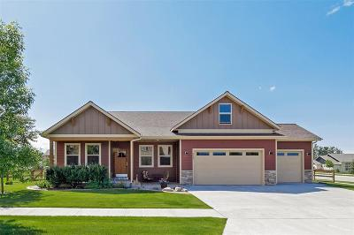 Bozeman Single Family Home For Sale: 3303 Parkway
