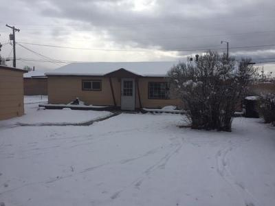 Butte Single Family Home For Sale: 910 Holmes