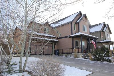Bozeman Single Family Home For Sale: 26 Stafford