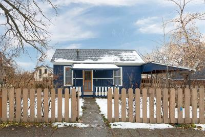 Bozeman Single Family Home For Sale: 221 N Broadway