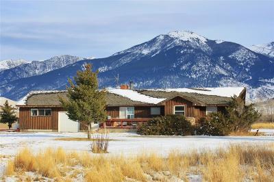 Livingston Single Family Home For Sale: 133, 135, 137 Pray Road