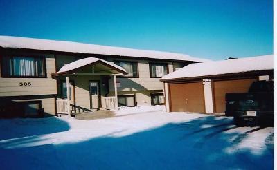 Bozeman Condo/Townhouse For Sale: 505 S 15th #D
