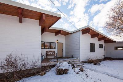 Bozeman Single Family Home For Sale: 1326 Bozeman Trail