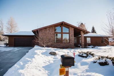 Butte Single Family Home For Sale: 16 Cedar Lake Dr.
