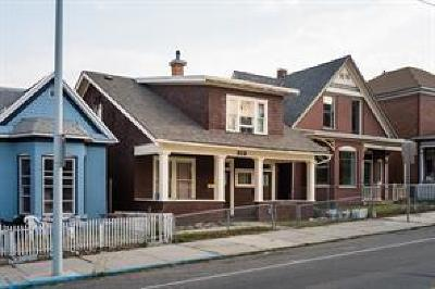 Butte MT Single Family Home For Sale: $137,500