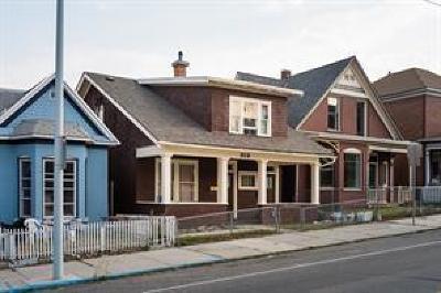 Butte Single Family Home For Sale: 818 W Granite Street