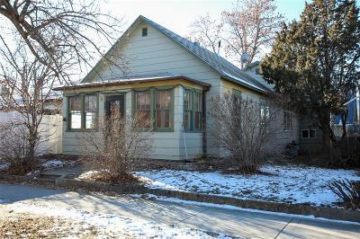 Livingston Single Family Home For Sale: 414 S H Street