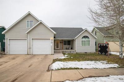 Bozeman, Belgrade, Big Sky, Livingston, Manhattan, Three Forks, Willow Creek, Churchill Single Family Home For Sale: 2427 Snapdragon Street