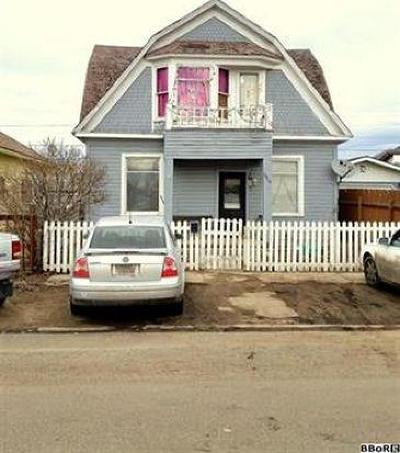 Butte MT Single Family Home For Sale: $89,900