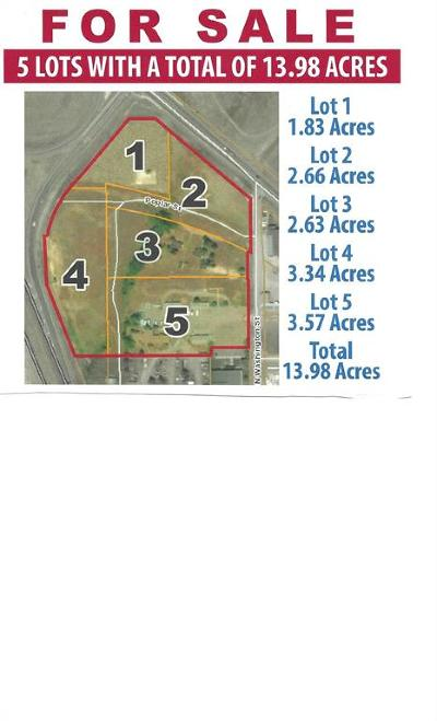 Commercial For Sale: 1900 Poplar #Lots 1-5