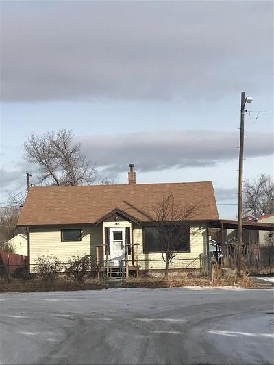 Single Family Home For Sale: 145 W Sebree Street