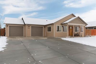 Livingston Single Family Home For Sale: 1001 Meriwether E