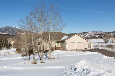 Bozeman Single Family Home For Sale: 27 Golden Trout Way