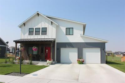 Bozeman Single Family Home For Sale: 43 Snowy Owl Trail