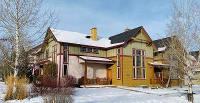 Bozeman Condo/Townhouse For Sale: 2146 Gallatin Green Boulevard #6