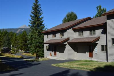 Big Sky Single Family Home For Sale: 16 Woodbine (No. 6) Place