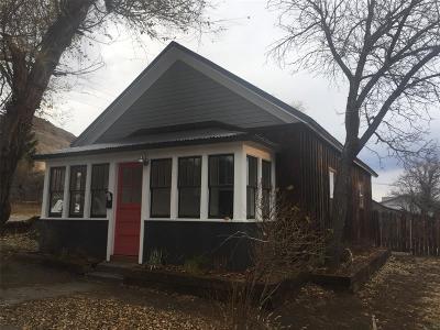 Livingston Single Family Home For Sale: 532 N I Street