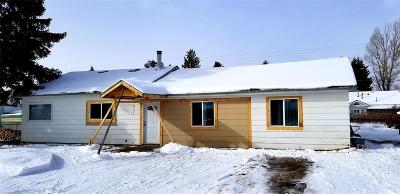 Butte Single Family Home For Sale: 1817 Thomas