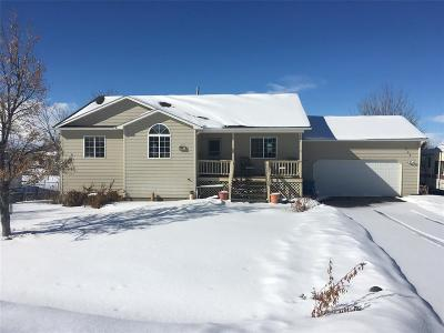 Single Family Home For Sale: 243 Prospector Trail