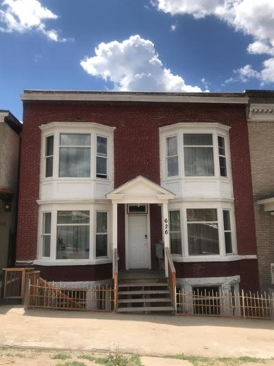 Butte Multi Family Home For Sale: 626 W Broadway