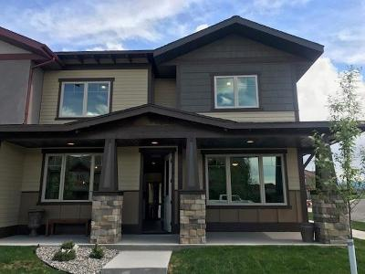 Bozeman Condo/Townhouse For Sale: 3038 Cattail Street