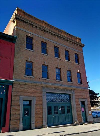 Butte MT Commercial For Sale: $130,000