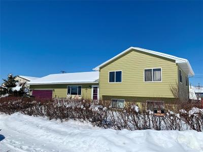 Butte MT Single Family Home For Sale: $233,000