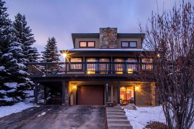 Big Sky Single Family Home For Sale: 2635 Little Coyote Road