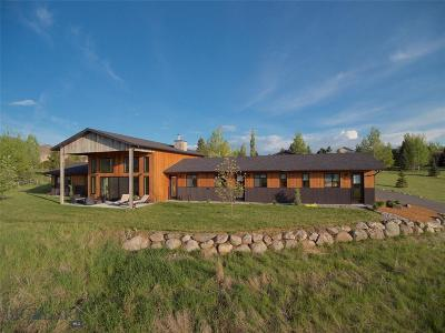 Bozeman Single Family Home For Sale: 237 Sky Crest Drive