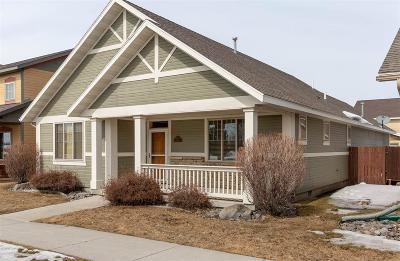 Bozeman Single Family Home For Sale: 3935 E Baxter Lane