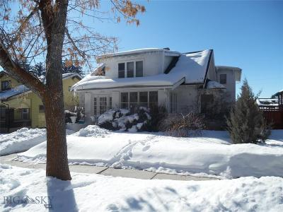 Butte MT Single Family Home For Sale: $269,000