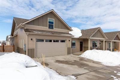 Bozeman Single Family Home For Sale: 3395 S 22nd