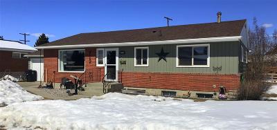 Butte Single Family Home For Sale: 2915 Moulton