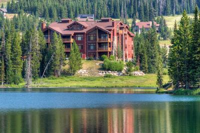 Big Sky Condo/Townhouse For Sale: 7 Sitting Bull Road #A101