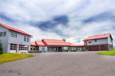Belgrade Single Family Home For Sale: 136 Marks Way