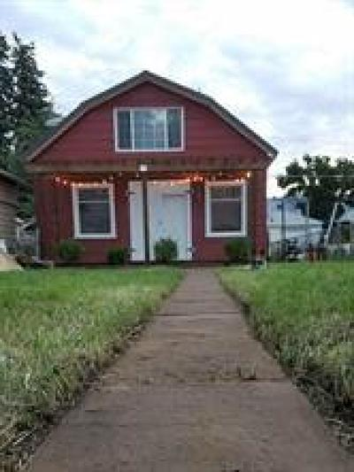 Butte, Walkerville Single Family Home For Sale: 1642 S Warren