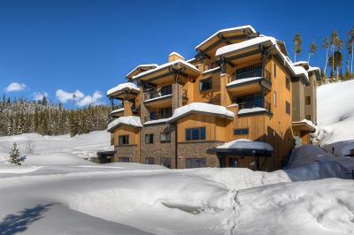 Big Sky Condo/Townhouse For Sale: 2b Summit View Road