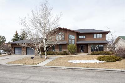 Butte, Walkerville Single Family Home For Sale: 21 Cedar Lake Drive