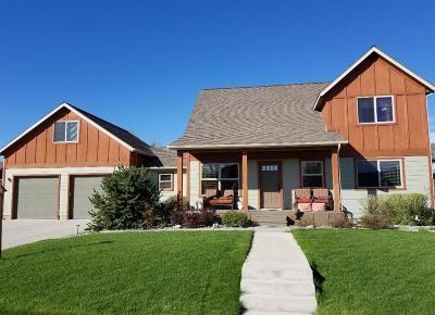 Bozeman, Belgrade, Big Sky, Livingston, Manhattan, Three Forks, Willow Creek, Churchill Single Family Home For Sale: 66 W Alexa Court