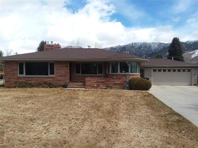 Butte, Walkerville Single Family Home For Sale: 3029 Atherton