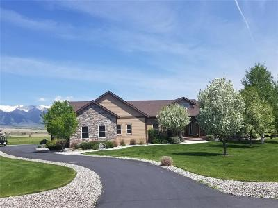 Belgrade Single Family Home For Sale: 1118 Antelope Ridge Road