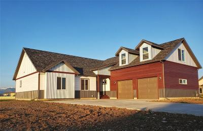 Bozeman Single Family Home For Sale: 55 Bopp Court